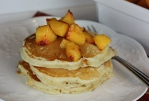 Breakfast Recipes / by Kirsten Hill