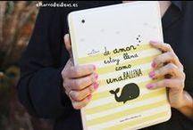 Doing / Mira lo que hago, diseños geniales para envolver tu vida. / by El Tarro de Ideas