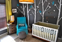 Boy Nurseries and Toddler Rooms / by Nicole (ChicCheapNursery.com)