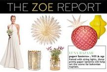 Get the Look!  {wedding, fashion, décor} / A collection of Inspiration Boards from around the 'net featuring accents from Luna Bazaar. A big 'Thank You' to our fans in the Press.  / by Luna Bazaar