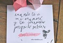 Tipografía / by El Tarro de Ideas