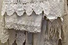 Linen and Lace / by Karen Valentine