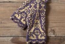 To Be Knit / All things I put on my 'wish to knit' list. Is there enough time to knit them all? / by Joan Hueftle