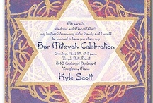 Jack's Bar Mitzvah Planning / by Lisa Fingeroot