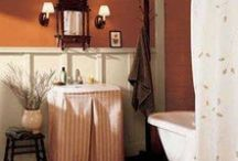 bathroom ideas / by Julie Duston