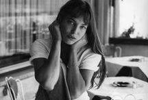 Style Icons ... Jane Birkin / by MiH Jeans