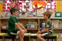 Effective Management / Teachers who use the Responsive Classroom approach to elementary education create a calm, orderly environment that promotes autonomy and allows students to focus on learning. / by Responsive Classroom