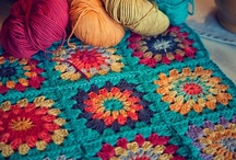 crochet love / Crochet!  / by Mady