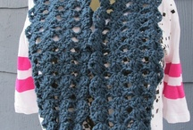 Crocheted things / by Marcia Tyink Oakes