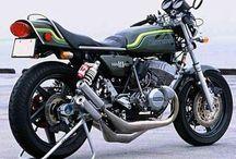 Motorcycles / by Isao Takazawa