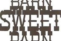 Barns & Rustic / by Mary Ann MacLeod