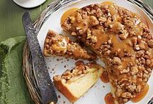 Coffee Cake / by Jessica (Portuguese Girl Cooks)