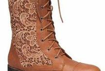 Boots / by <<<<Rachelle Jones>>>>