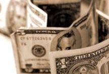 Money matters / Savings, budgets, coupons, tricks... / by Jenna Robinson