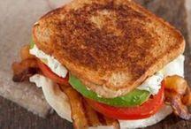 Food: Early eats / Breakfast foods! My favorite!! / by Jenna Robinson