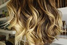 I am my hair / by Hann Rae