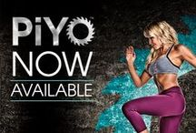 Chalene Johnson: PiYo Workout! / Chalene Johnson is the creator of TurboFire, and now the all-new PiYo Workout! / by Beachbody