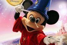Disneyworld / by Ronnie Farrell