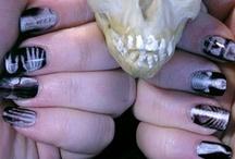 Nails / Finger and toe nail polish art~ / by Ciara Fink