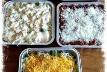 Freezer Meals / by Amy Andersen