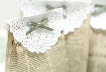 Party Planning / Center pieces, gift wrap, theme ideas,  / by Bri Sandoval