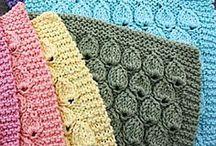 Knitting - Dishcloths / by Ann Pincince