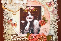 Scrapbook ideas / by Trena Irby