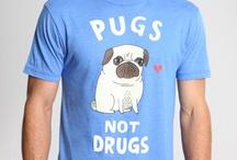 Pugs, not drugs :D / by Vanessa Deel