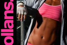 My Fitness Work / by FitGirlsRock Melissa Shevchenko