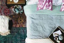 beautiful bedrooms / by Sharyn Greenstein
