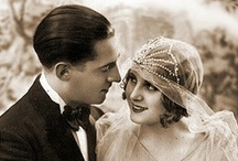 Brides from Another Era / Inspiration for the vintage-inspired bride... / by Ivy/ Edera Jewelry