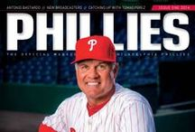 Phillies Publications / This board includes all Phillies publications from yearbooks to magazines.  / by Philadelphia Phillies