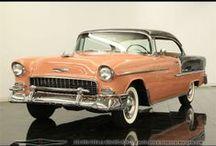 Chevrolet / by Larry Lovett