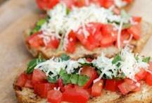 appetizers / by Cassandra Bingham