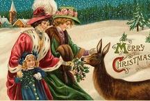VINTAGE CHRISTMIS / by Maria Anita Walison