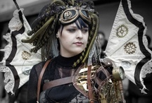 Steampunk Costuming / by Heather Merrifield