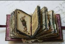 Art Journaling/Bookbinding / by Heather Merrifield