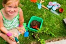 Gardening With Kids :) / by Lawncare Plus Design~Landscaping Hardscaping Patios Gardening