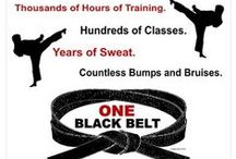 Black Belt / by Heather Merrifield