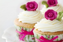 Just Cupcakes / Cupcake recipes and tips for baking and decorating. / by Sarah Elizabeth