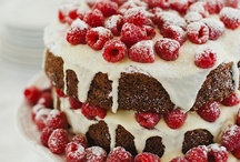 Just Cakes / Cake recipes and tips and ideas for decorating.  / by Sarah Elizabeth