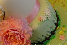 Amazing Cakes II / by Maria Pacheco-Arevalo DeAzucar CakeStudio