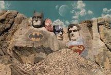 Superheroes / by Cassidy Budde