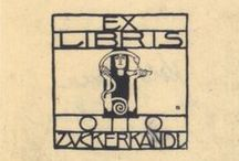 Ex libris / by Jethro Chan
