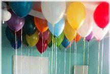 Birthday ideas / by Cassidy Budde