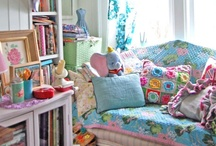 Decorating with Color / by Amy Chalmers - Maison Decor