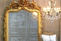 Gilded Touches / by Amy Chalmers - Maison Decor