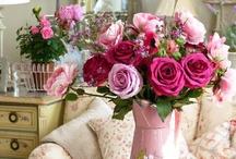 Fabulous Florals / by Amy Chalmers - Maison Decor