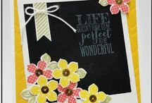 Pretty Paper Pieces / Paper crafting and creative sparks... / by Amye