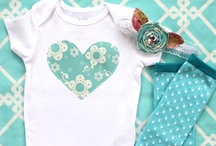 Gifts for Baby {& Big Babies} / Gift ideas and inspiration for new baby's and big kids too! / by Tamara Wallace